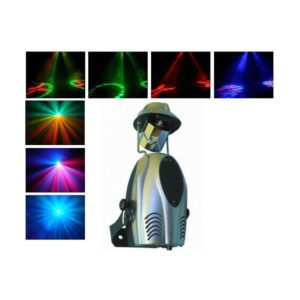 DMX ROBOTICA